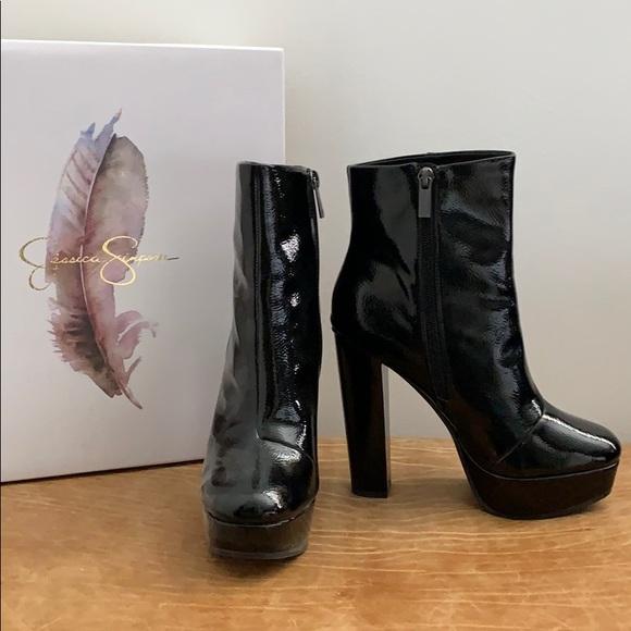 Jessica Simpson Sarita Patent Leather